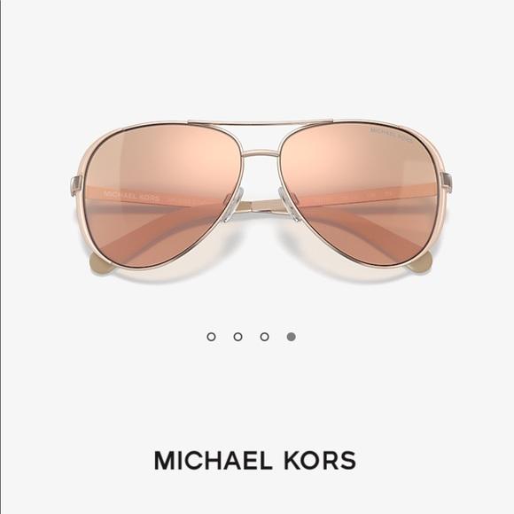 MICHAEL KORS 5004 Chelsea Polarized Sunglasses